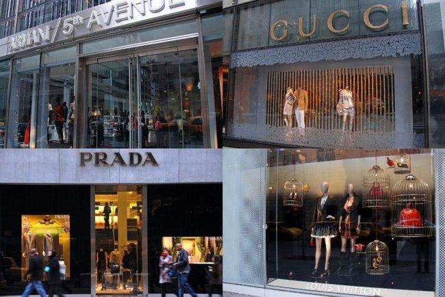 10 лучших улиц для шоппинга (10 фото)