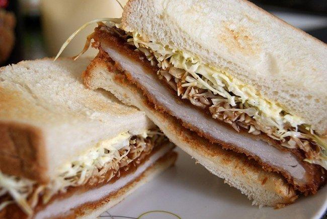 Традиционные бутерброды разных стран (29 фото)