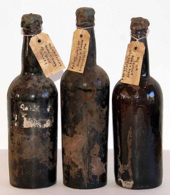 Старейшие алкогольные напитки (11 фото)
