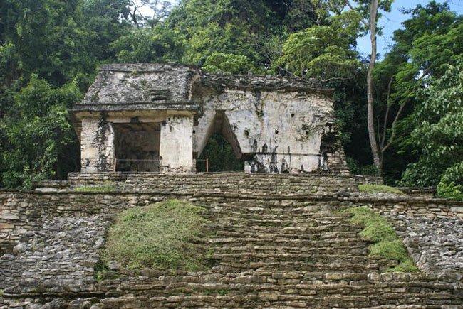 Храм Черепов - первой святилище Бога Смерти