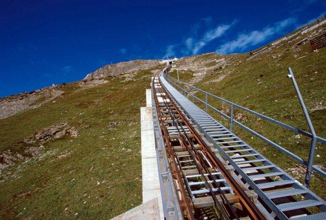 Самая длинная лестница в мире (14 фото)