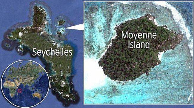 Собственный остров за 13 тысяч долларов (5 фото)