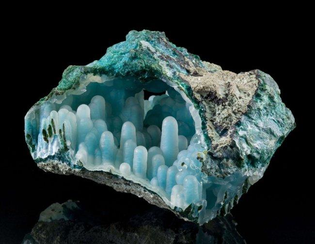 Удивительный минерал Халцедон (5 фото)