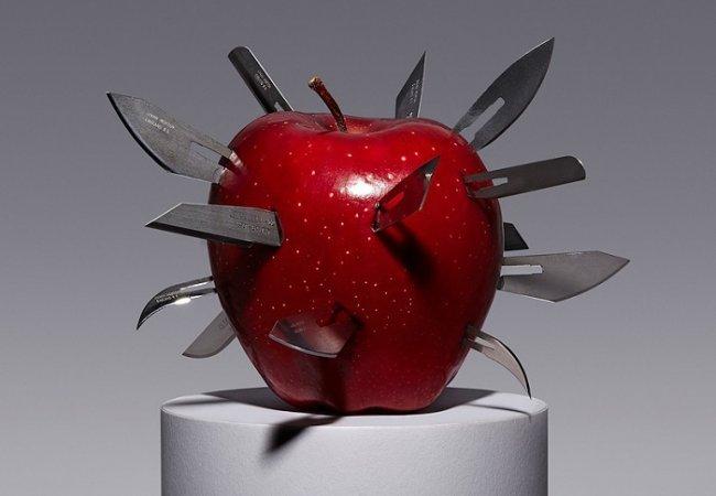 Запретный плод от дизайнера Кайла Бина (Kyle Bean) (5 фото)
