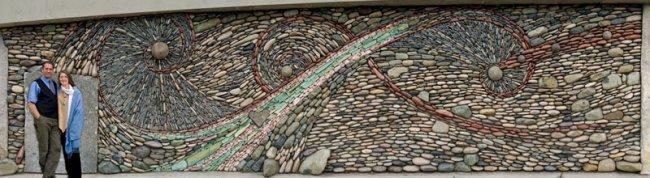 Искусство возведения каменных стен (7 фото)