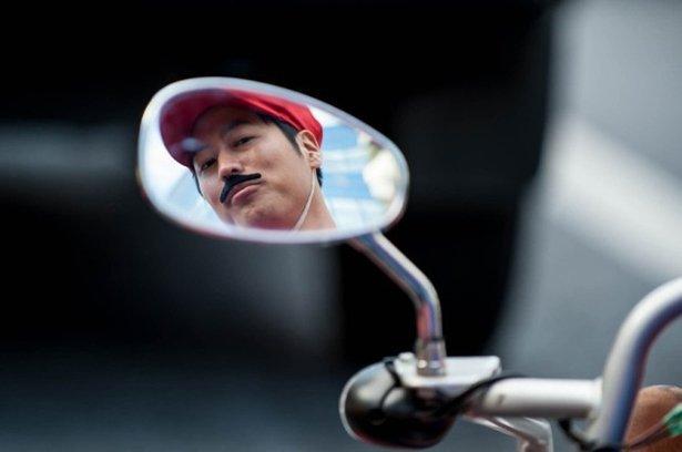 Гонки на картах в стиле Mario (17 фото)