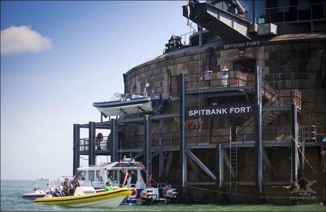 Форт-отель Spitbank (18 фото)