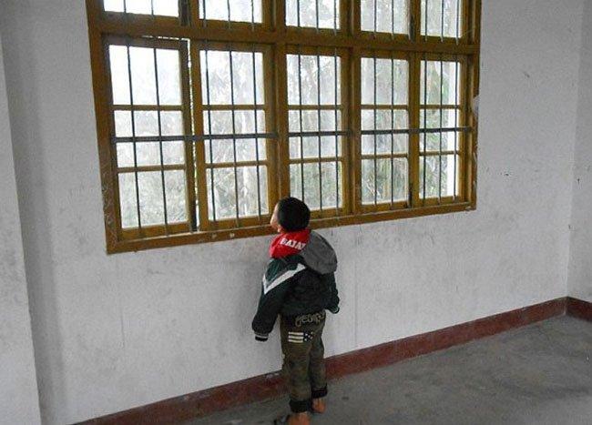 Школа для одного ребенка (5 фото)
