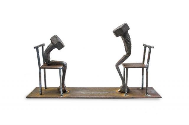 Живые болты от норвежского художника Тоббе Мальма (15 фото)