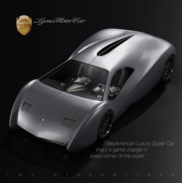 Самый мощный в мире автомобиль (4 фото)