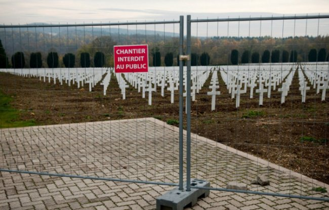 Красная зона во Франции (30 фото)