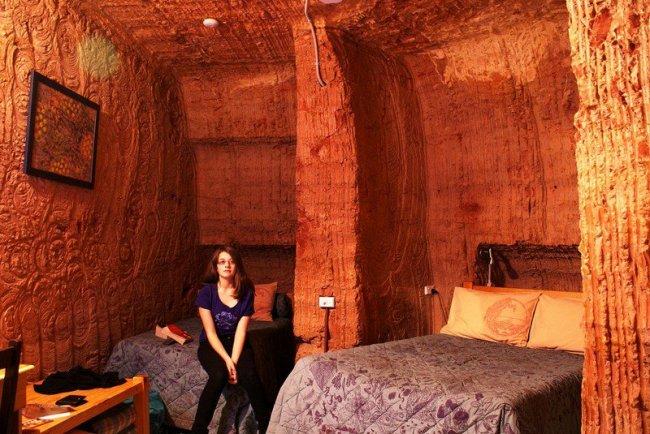 Подземный город Кубер Педи (18 фото)