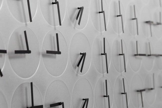 Мета настенные часы (13 фото + видео)
