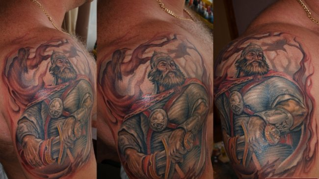 Интересные факты о татуировках (9 фото)