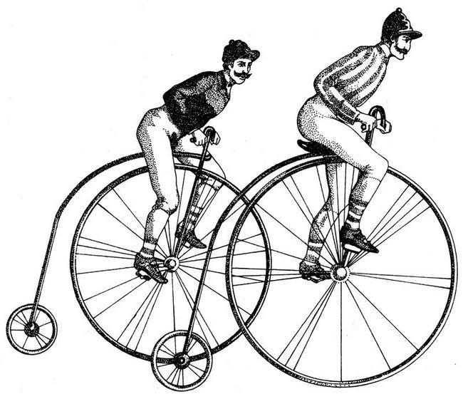 Интересные факты о велосипедах (14 фото)