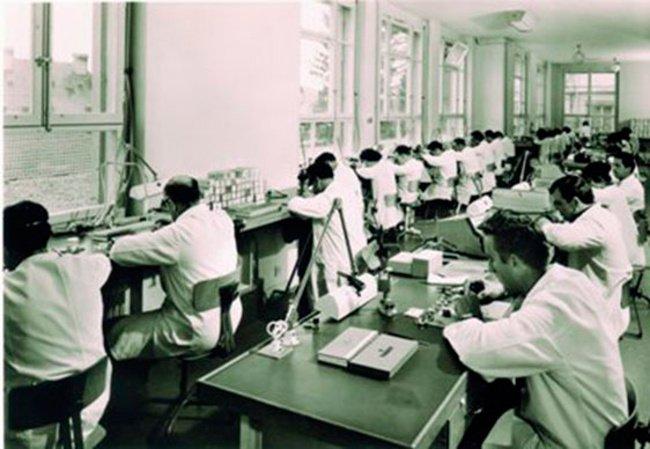 История создания фирмы Tissot