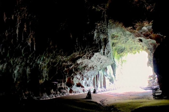Ужасы пещер Гомантонг (11 фото)