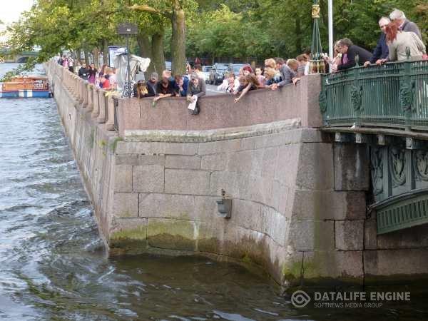 Самые удивительные места в Санкт-Петербурге (15 фото)
