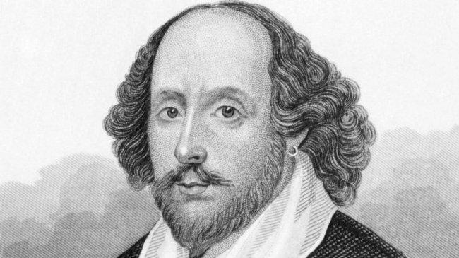 В Великобритании отсканировали могилу Шекспира (2 фото)