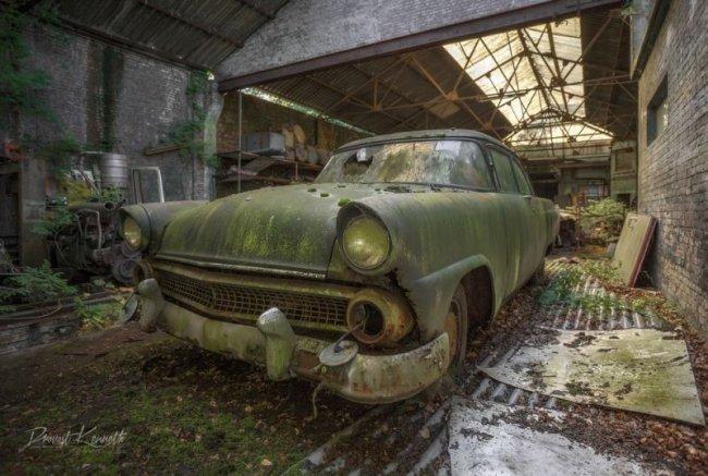 Фотопроект от Провоста Кеннета (18 фото)
