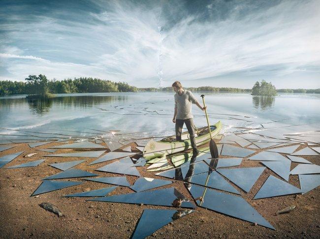 """Фотопроект """"Влияние"""" от Эрика Йоханссона (фото дня)"""