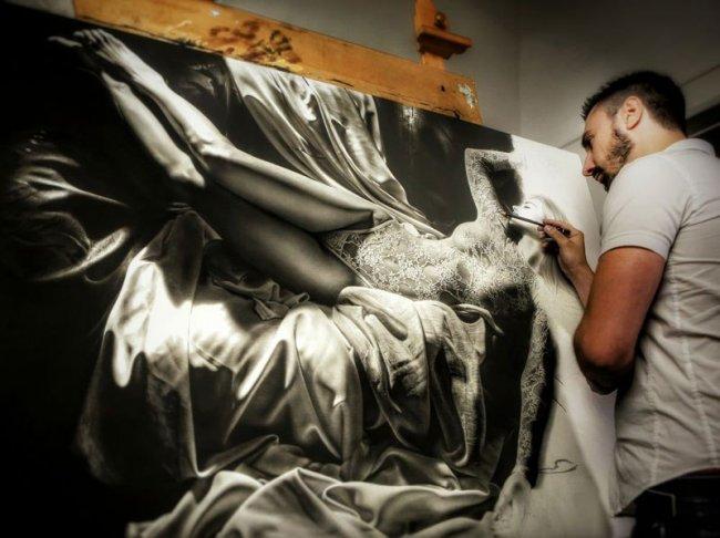 Невероятно живые картины от Эмануэле Дасканио (16 фото)