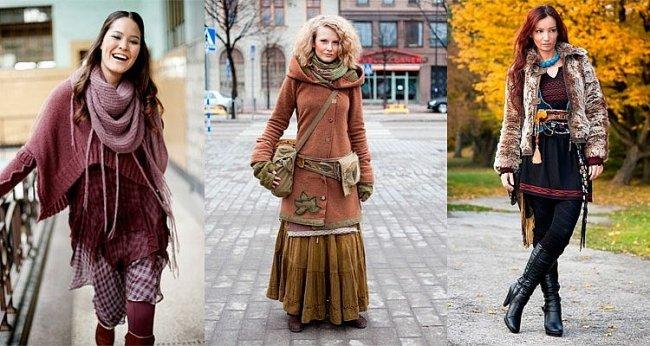 Все стили одежды в одной статье (8 фото)