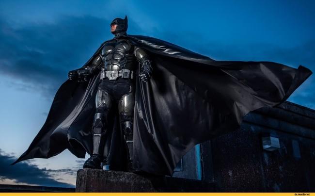Интересные факты о Бэтмене (7 фото)