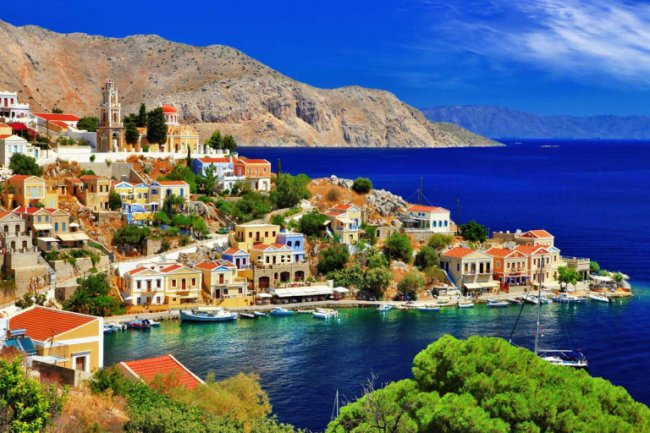 Интересные факты о Греции (7 фото)