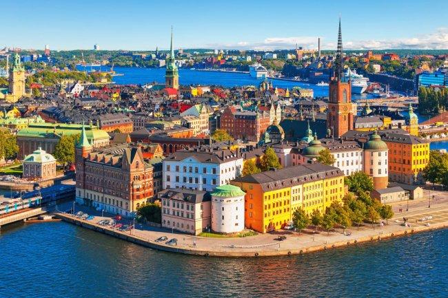 Интересные факты о Швеции (8 фото)