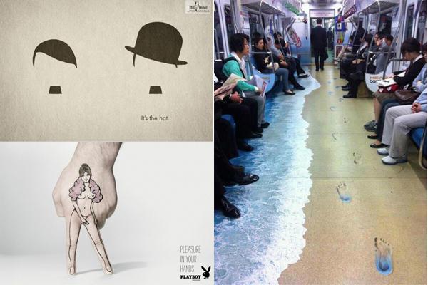 Оригинальные рекламные кампании (30 фото)