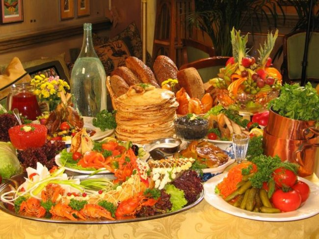 Интересные факты о русской кухне (10 фото)