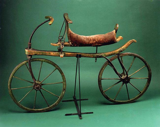 Интересные факты об велосипедах (9 фото)