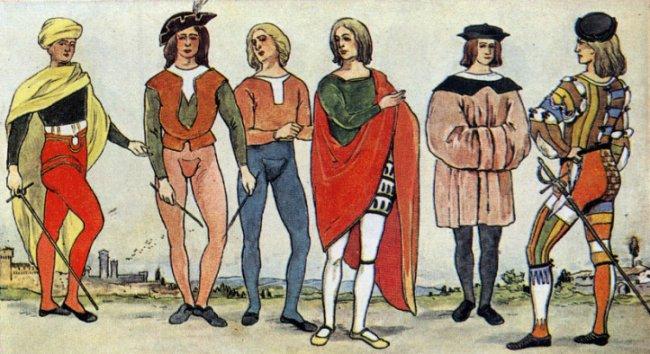 Интересные факты о брюках