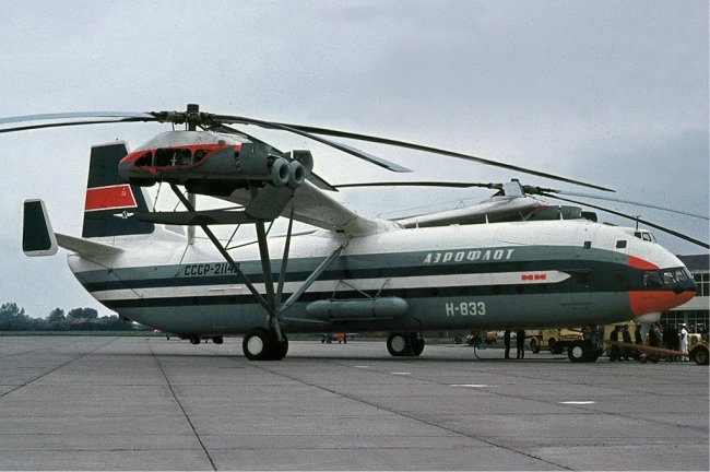 Интересные факты о вертолетах (9 фото)