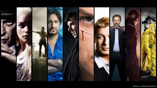 Еще раз о любимых зарубежных сериалах (10 фото)