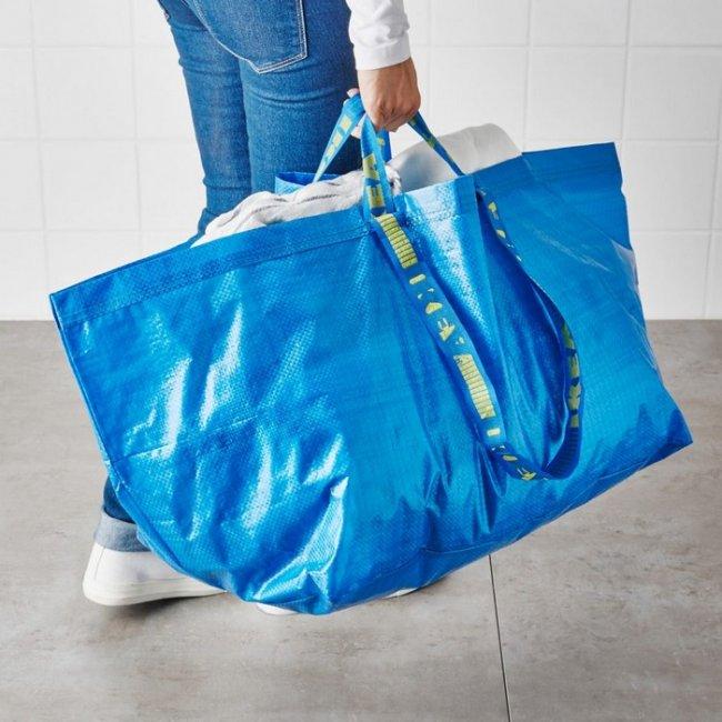Сумка из IKEA за 2000 долларов (8 фото)