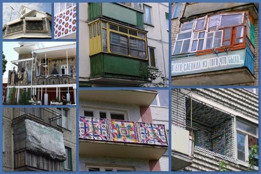 Остекление балконов необычное остекление балконов яблоновский