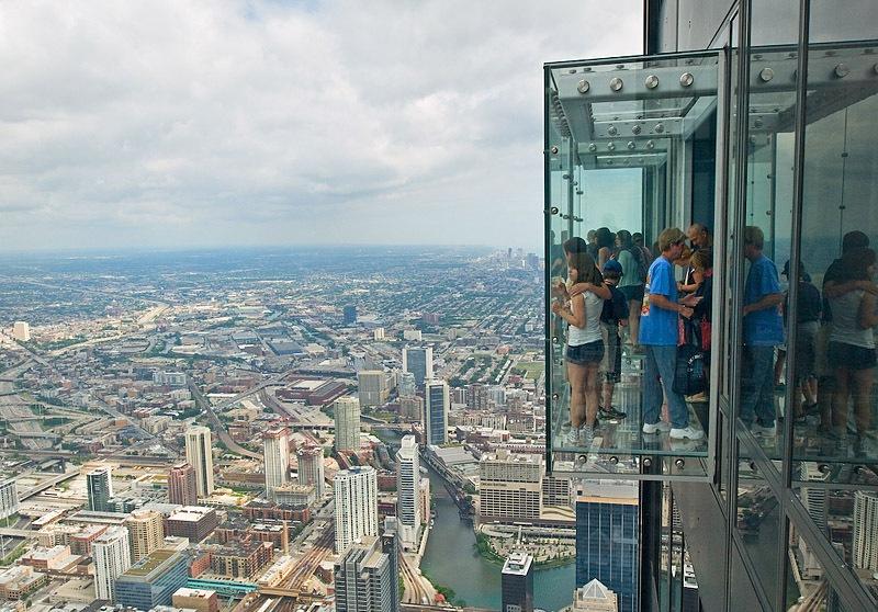 Самые необычные балконы в мире