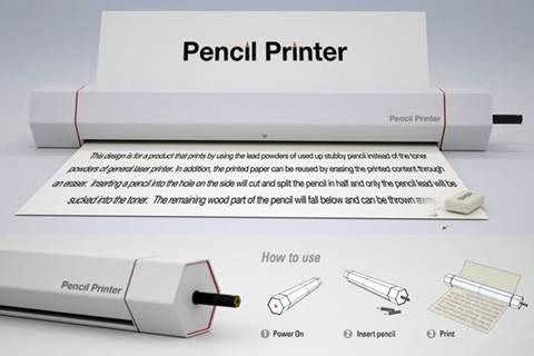 Самые необычные принтеры в мире