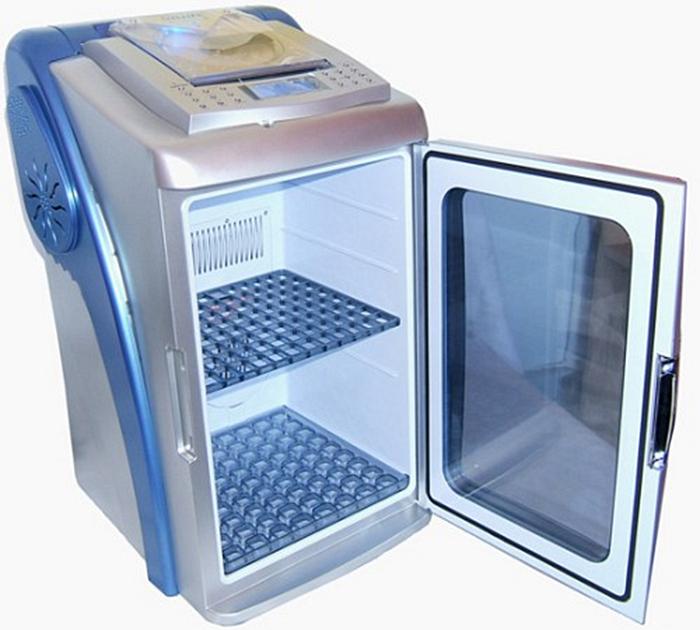 Самые необычные холодильники в мире