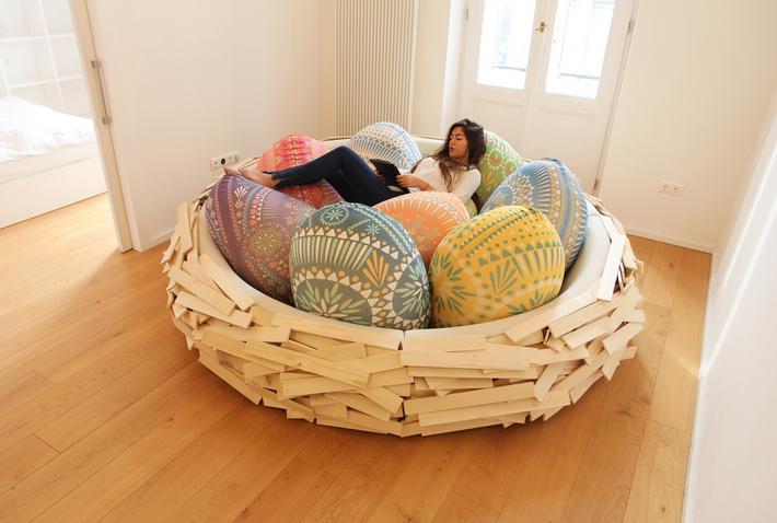 Самая уникальная мебель в мире