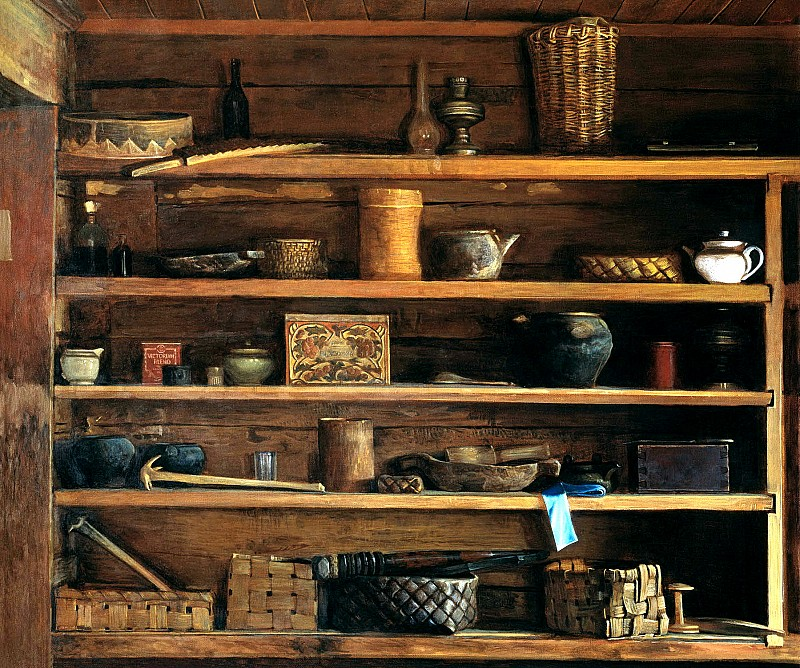 Историческая справка о стеллажах