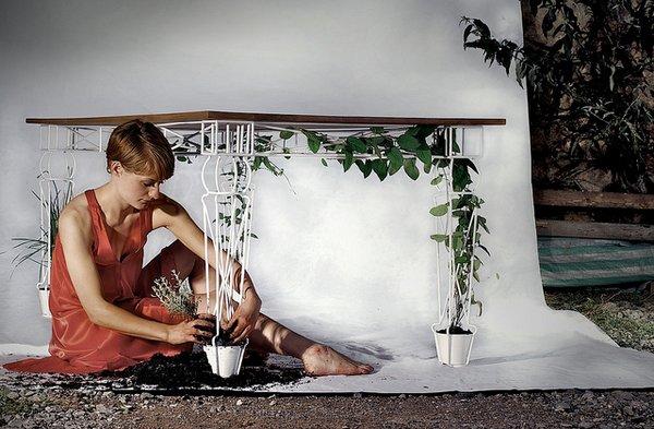 Необычная дизайнерская мебель