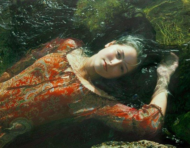 Гиперреалистичные картины от Игаля Озери