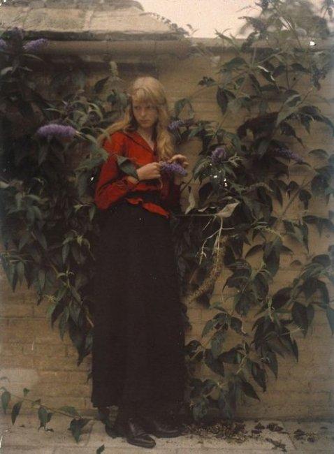 Первая цветная фотосессия, 1913 год