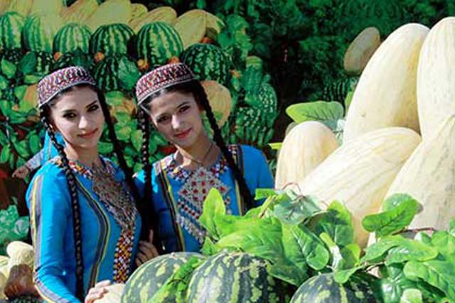 Интересные факты о Туркменистане (13 фото)