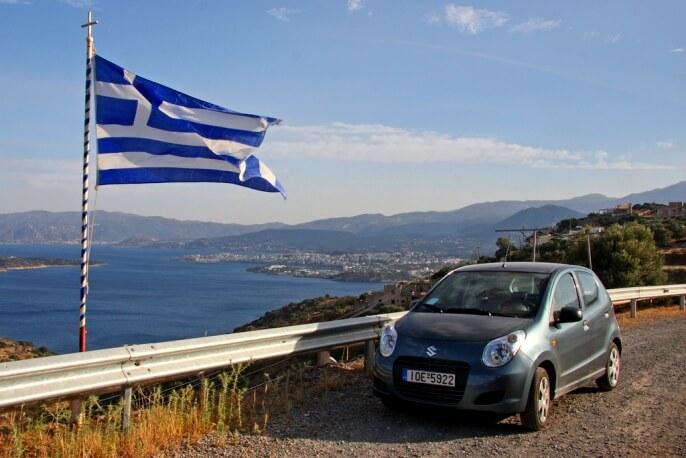 Греция аренда автомобиля кредитная карта цена на билеты в крым на самолете из перми