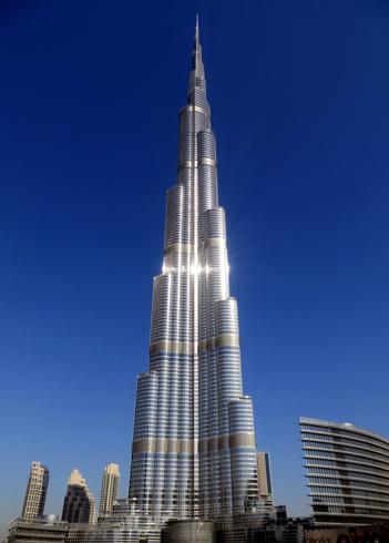 Удивительные места Объединенных Арабских Эмиратов