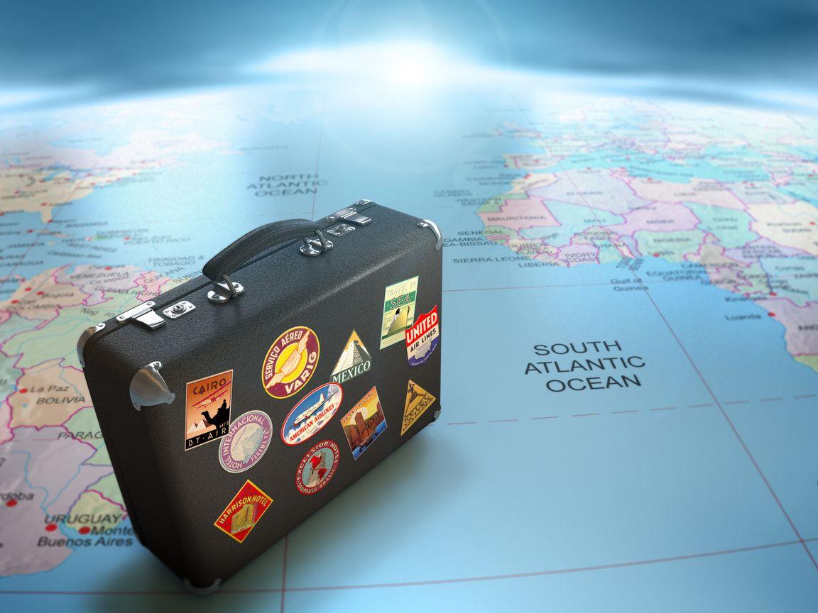 Путешествия изоражения